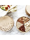 Подарочная круглая коробка орехов Nuts Box Premium