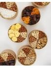 Подарочная коробка орехов с ананасом Nuts Box Premium PineApple
