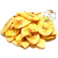 Банановые чипсы 200гр