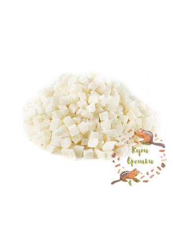 Кокосовые кубики цукаты
