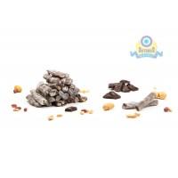 Лукум Пальчики шоколадные с арахисом (новинка)