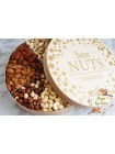 Подарочная коробка из натурального шпона бука Nuts Box Premium Max