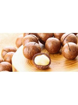 Макадамия орех Large (В скорлупе, Вьетнам, ванильный)
