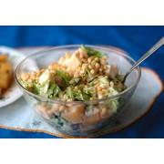 Легкий и вкусный ореховый салат