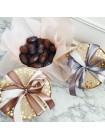 Подарочная круглая коробка с финиками Nuts Box Premium Super Jumbo Dates